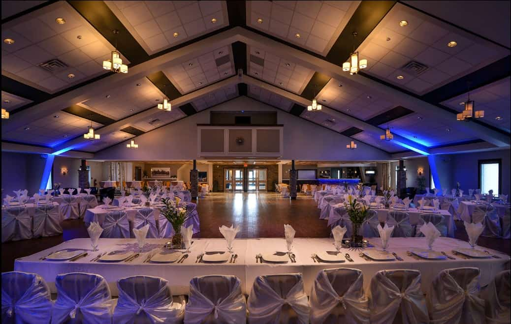 Convention Center - Banquet Hall from Front